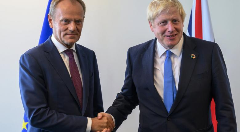 Σχεδόν έτοιμη η τεχνική συμφωνία για το Brexit - Κεντρική Εικόνα