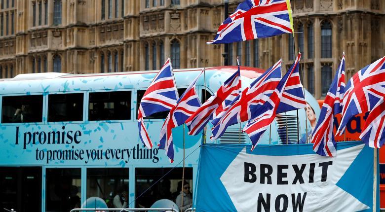 Δύο κρίσιμες ψηφοφορίες στη βρετανική Βουλή για το Brexit - Κεντρική Εικόνα
