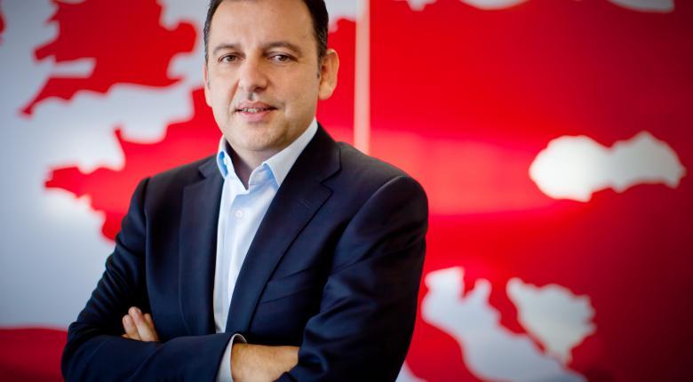 Μπρουμίδης-Vodafone: Σε φάση ανάκαμψης η ελληνική αγορά τηλεπικοινωνιών - Κεντρική Εικόνα