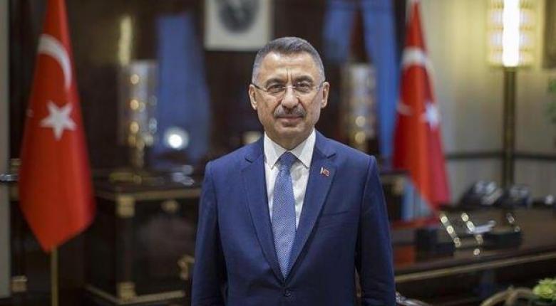 Αντιπρόεδρος Τουρκίας: Ούτε σπιθαμή πίσω στην Κύπρο, στο Αιγαίο, στη Μεσόγειο - Κεντρική Εικόνα