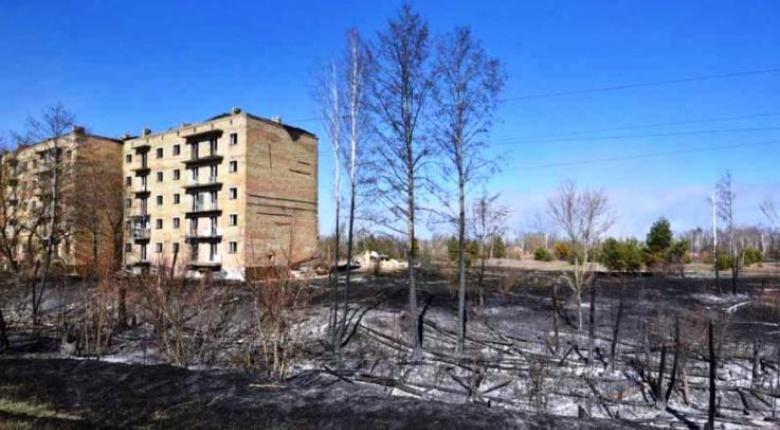 Τσερνόμπιλ: Λήξη συναγερμού - Κατασβέστηκε η πυρκαγιά κοντά στο πρώην πυρηνικό σταθμό - Κεντρική Εικόνα