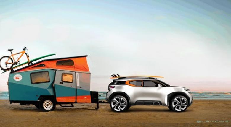 Η Citroën εισβάλει δυναμικά στον κόσμο των SUV (photo) - Κεντρική Εικόνα 3