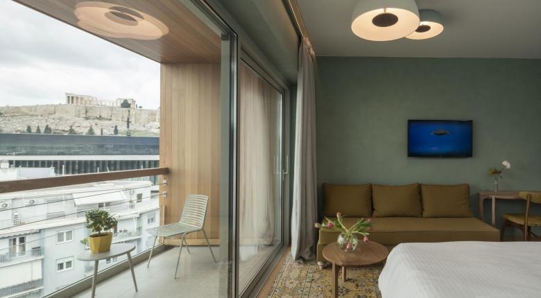 Η άνοιξη των ξενοδοχείων «τσέπης» στην καρδιά της Αθήνας (photos) - Κεντρική Εικόνα