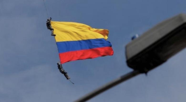 Κολομβία: Σοκαριστικός θάνατος αξιωματικών που κρέμονταν από ελικόπτερο (video) - Κεντρική Εικόνα
