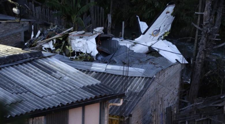 Κολομβία: Τουλάχιστον 7 νεκροί από συντριβή μικρού αεροσκάφους - Κεντρική Εικόνα