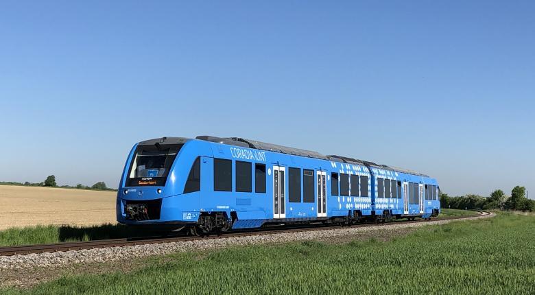 Τα πρώτα τρένα στον κόσμο που κινούνται με υδρογόνο στο σιδηροδρομικό δίκτυο της Γερμανίας - Κεντρική Εικόνα