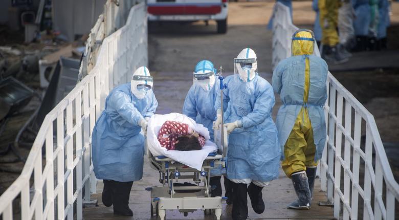 ΠΟΥ για κορωνοϊό: Έσπασε το «φράγμα» του μισού εκατομμυρίου κρουσμάτων - Έκκληση για προστατευτικό εξοπλισμό - Κεντρική Εικόνα