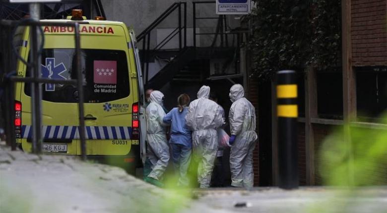 Κορωνοϊός στην Ισπανία: Ξεπέρασε σε ημερήσιους θανάτους την Ιταλία - 769 νεκροί σε ένα 24ωρο  - Κεντρική Εικόνα