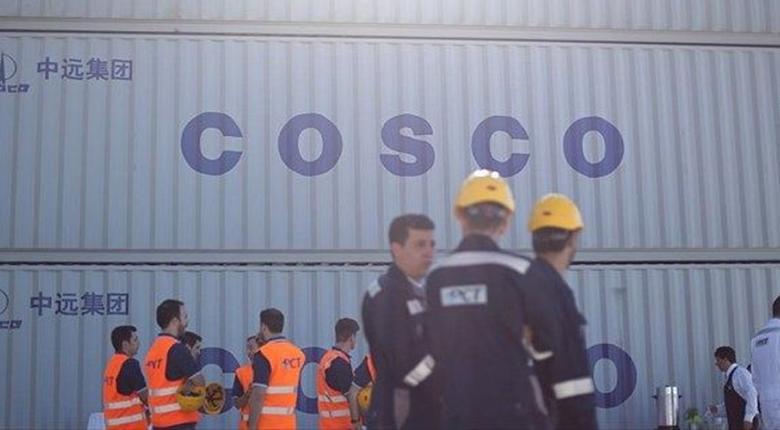 Στην κορυφή των port operators παραμένει η Cosco - Κεντρική Εικόνα