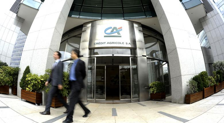 Credit Agricole: Αύξηση 33% στα κέρδη το δ΄ τρίμηνο - Κεντρική Εικόνα