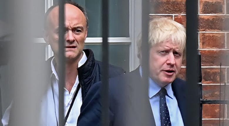 Βρετανία: Αμετανόητος ο Κάμινγκς για το σπάσιμο της καραντίνας, αμέριστη στήριξη από Τζόνσον - Κεντρική Εικόνα