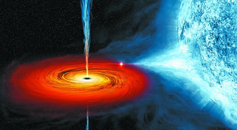 Σημαντική επιστημονική ανακοίνωση σχετική με μαύρη τρύπα αναμένεται στις 10 Απριλίου - Κεντρική Εικόνα
