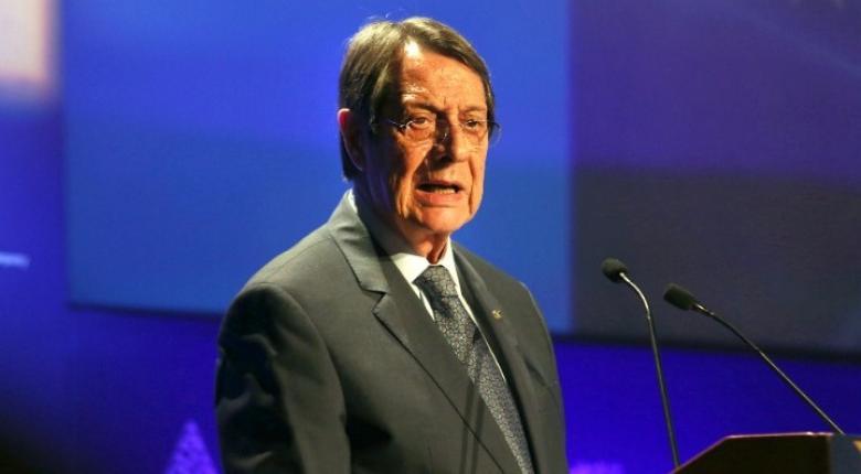 Αναστασιάδης: Η Κύπρος δεν έχει ανάγκη από εγγυητές ή κηδεμόνες - Κεντρική Εικόνα