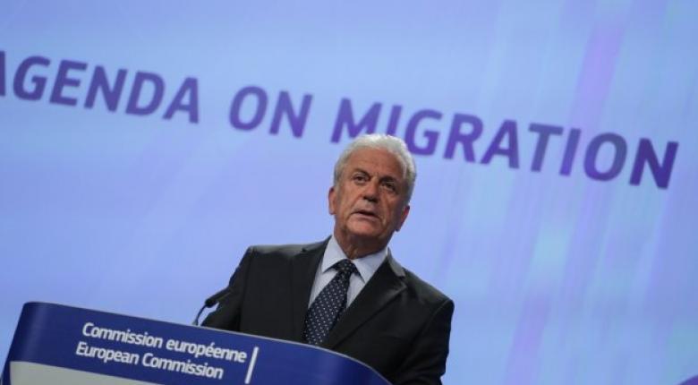 Αβραμόπουλος: Να ολοκληρώσουμε την μεταρρύθμιση του νομοθετικού πλαισίου της ΕΕ για το Άσυλο - Κεντρική Εικόνα
