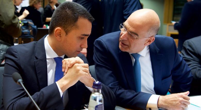 Διπλωματική εκστρατεία για τις τουρκικές προκλήσεις - Την Τρίτη το Εθνικό Συμβούλιο Εξωτερικής Πολιτικής - Κεντρική Εικόνα