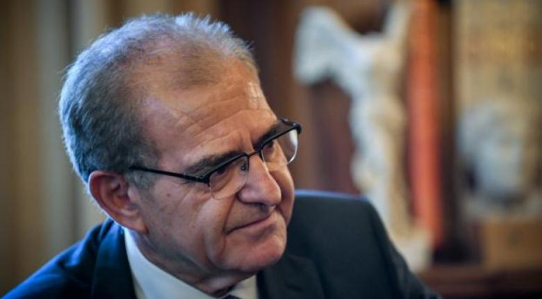 Παραιτήθηκε ο υφυπουργός Εξωτερικών Αντώνης Διαματάρης - Κεντρική Εικόνα