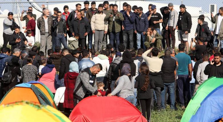 Ξεκίνησε σταδιακά η αποχώρηση προσφύγων από τον καταυλισμό των Διαβατών  - Κεντρική Εικόνα