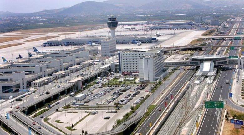 """Ο """"πράσινος χάρτης"""" του Διεθνούς Αερολιμένα Αθηνών (ΔΑΑ) - Κεντρική Εικόνα"""