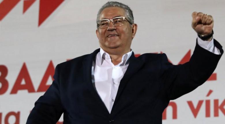 Δ. Κουτσούμπας: Η σημερινή κυβέρνηση συνεχίζει την πολιτική των προηγούμενων κυβερνήσεων - Κεντρική Εικόνα