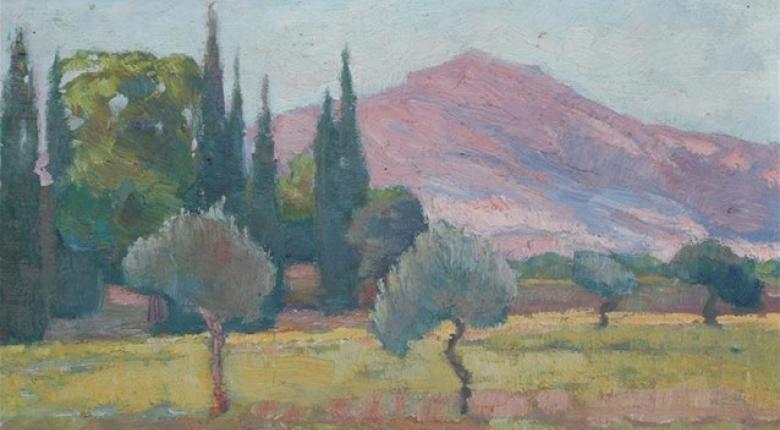 Δημοπρασία σπουδαίων κυπριακών και ελληνικών έργων τέχνης στην Κύπρο (photos) - Κεντρική Εικόνα