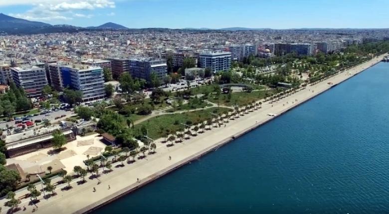 Θεσσαλονίκη: Παρουσιάστηκε το στρατηγικό σχέδιο ανάπλασης του παραλιακού μετώπου - Κεντρική Εικόνα