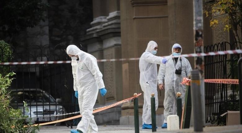 Ανάληψη ευθύνης για την βόμβα στον Άγιο Διονύσιο στο Κολωνάκι  - Κεντρική Εικόνα