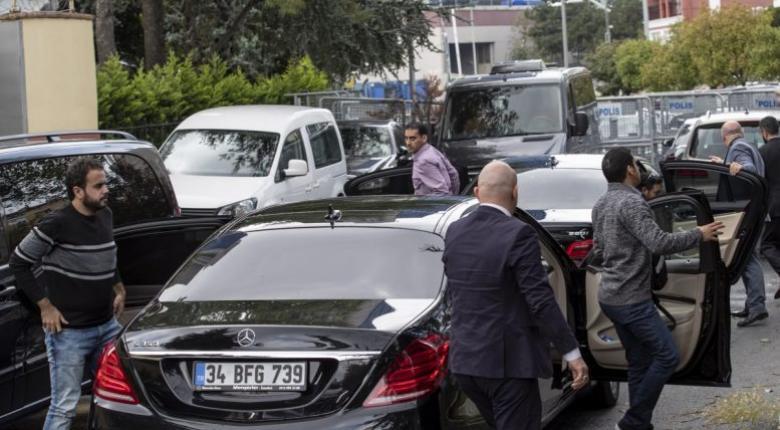 Τουρκία: Διπλωματικό αυτοκίνητο της Σ. Αραβίας βρέθηκε εγκαταλειμμένο σε υπόγειο πάρκινγκ - Κεντρική Εικόνα