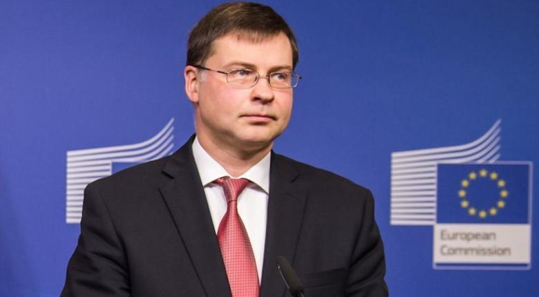 Ντομπρόβσκις: Η Ελλάδα στις 4 πιο ωφελημένες χώρες από τα κονδύλια στήριξης της ΕΕ - Κεντρική Εικόνα