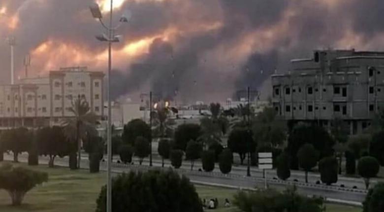 Επίθεση στην Aramco: Το μεγαλύτερο ενδοσυνεδριακό άλμα τιμών πετρελαίου της 30ετίας - Κεντρική Εικόνα