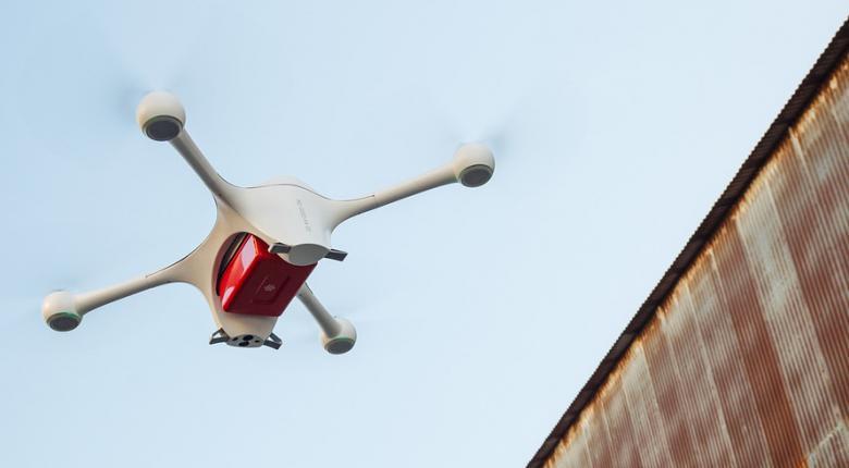 Delivery καφέ με... drone στη Ζυρίχη, από τη Mercedes - Κεντρική Εικόνα