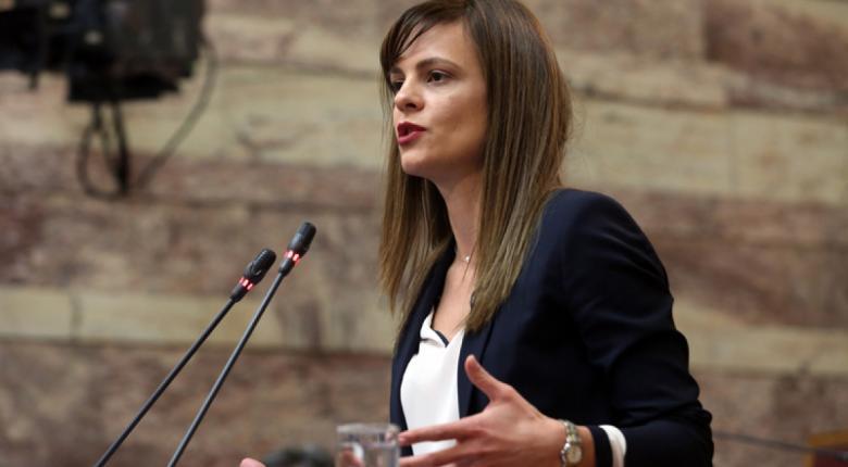 Αχτσιόγλου: Η ΝΔ αρνείται κάθετα τη διεξαγωγή ντιμπέιτ - Κεντρική Εικόνα