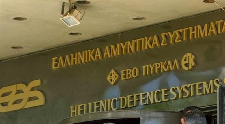 Κατάληψη απλήρωτων εργαζομένων στα Ελληνικά Αμυντικά Συστήματα - Κεντρική Εικόνα