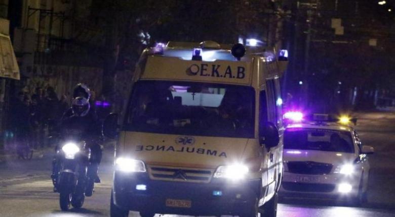 Αιματηρό επεισόδιο μεταξύ αλλοδαπών στη Θεσσαλονίκη - Κεντρική Εικόνα