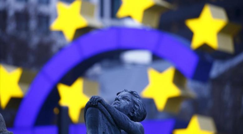 ΕΚΤ: Ισχυρή ανάκαμψη της οικονομίας στην Ευρωζώνη το γ' τρίμηνο - Κεντρική Εικόνα