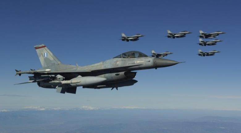 Εντός χρονοδιαγράμματος το πρόγραμμα αναβάθμισης της Ελλάδας για τα F-16 - Κεντρική Εικόνα