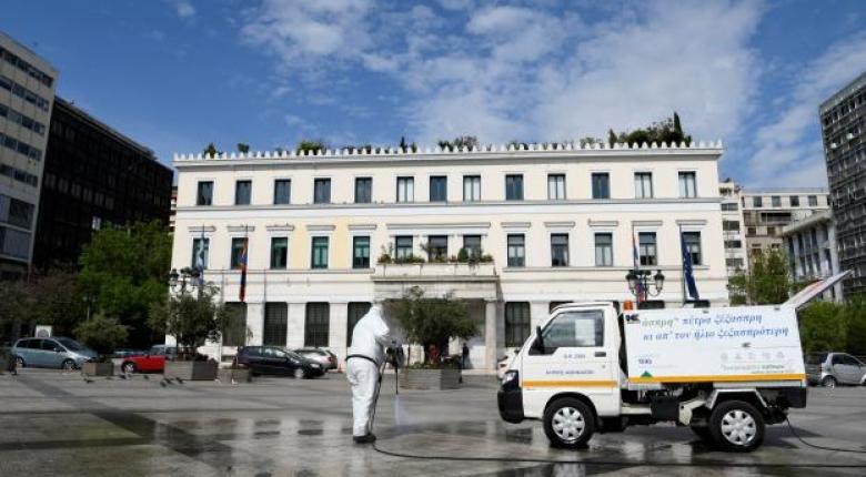 ΟΜΙΛΟΣ ΕΛΠΕ: Δωρεάν καύσιμα ΕΚΟ στον Δήμο Αθηναίων για τον στόλο απολυμάνσεων - Κεντρική Εικόνα