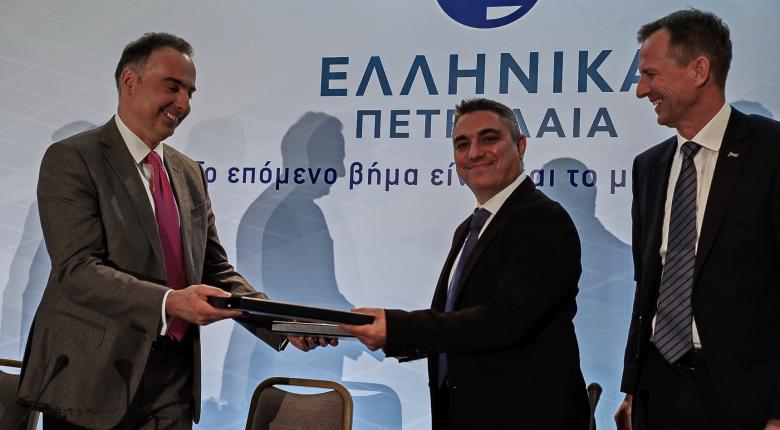 ΕΛΠΕ: Εξαγορά του μεγαλύτερου έργου ΑΠΕ στην Ελλάδα - Ενδιαφέρον για ΔΕΠΑ - Κεντρική Εικόνα