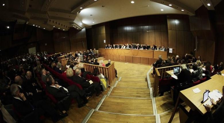 Ένωση Δικαστών-Εισαγγελέων: Όχι θεσμικές συγκρούσεις και επιθέσεις στους δικαστικούς - Κεντρική Εικόνα