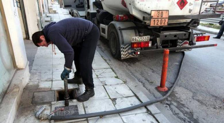 «Φωτιά» η τιμή του πετρελαίου θέρμανσης λένε οι βενζινοπώλες - Κεντρική Εικόνα