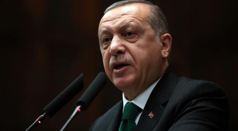 Ερντογάν: Η τουρκική σημαία κυματίζει στην Αφρίν - Κεντρική Εικόνα