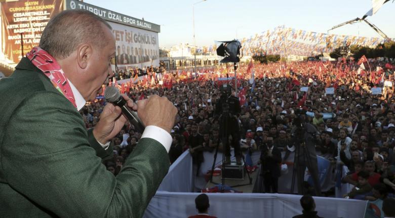 Ερντογάν: Θα κάνουμε γεωτρήσεις στη Μεσόγειο - Κεντρική Εικόνα