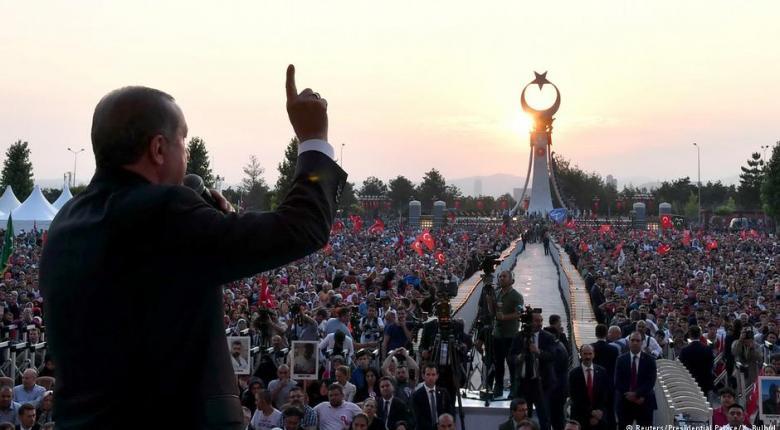 Παρέμβαση Ερντογάν στις γερμανικές εκλογές - Κεντρική Εικόνα