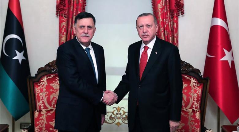 Γερμανικός Τύπος: Πραξικόπημα διέπραξε η Τουρκία με τη Λιβύη - Κεντρική Εικόνα
