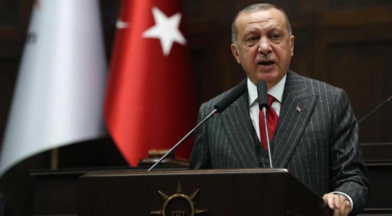 Κι άλλο «λάδι στη φωτιά» από Ερντογάν: Προσπάθησαν να σφετεριστούν τα δικαιώματά μας - Κεντρική Εικόνα