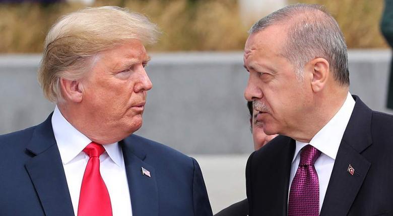 Ερντογάν: Ανοιχτό το ενδεχόμενο να έχει συνάντηση σύντομα με τον Τραμπ - Κεντρική Εικόνα