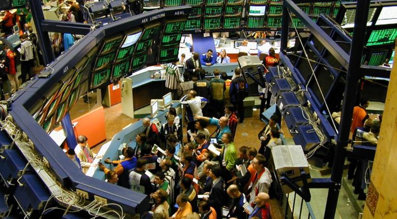 Μικρά κέρδη καταγράφουν οι ευρωαγορές - Κεντρική Εικόνα