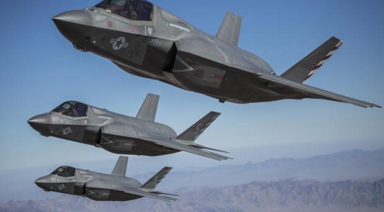 Νέα παραγγελία μαμούθ από το Πεντάγωνο για νέα stealth μαχητικά F-35 (video) - Κεντρική Εικόνα