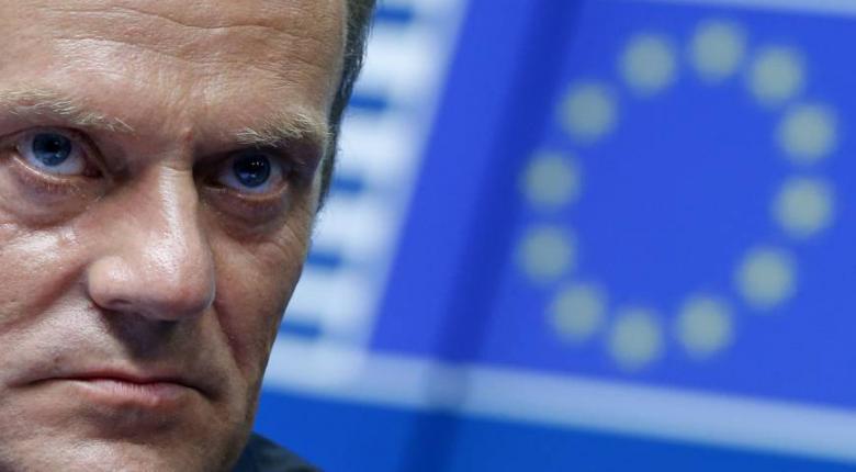 Τουσκ: H EE θα παρατείνει τις κυρώσεις σε βάρος της Ρωσίας - Κεντρική Εικόνα