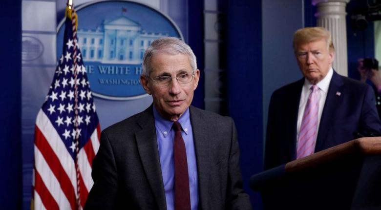 «Καμπανάκι» Φάουτσι για τον κορωνοϊό: Έχουμε σοβαρό πρόβλημα στις ΗΠΑ - Καθησυχάζει ο Πενς - Κεντρική Εικόνα