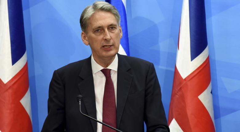 Χάμοντ: Όποια κίνηση στη βουλή για να εμποδιστεί ένα no-deal Brexit θα πρέπει να γίνει την επόμενη εβδομάδα - Κεντρική Εικόνα